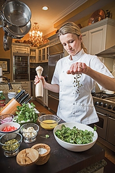 how to become a personal chef