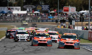 Event 13 of the Australian V8 Supercar Championship Series